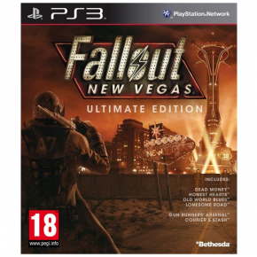 Fallout New Vegas Ultimate Edition (essentials)