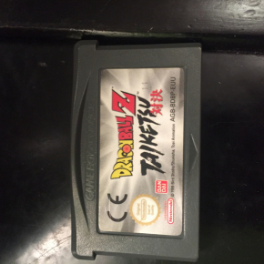 Dragonball Z. Taiketsu. Gameboy Advance