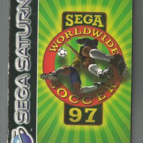 Sega Worldwide Soccer 97 (PAL)*