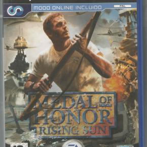 Medal of Honor Rising Sun (PAL)*
