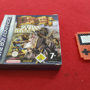 JUEGO DEFENDER OF THE CROWN NINTENDO GAME BOY ADVANCE