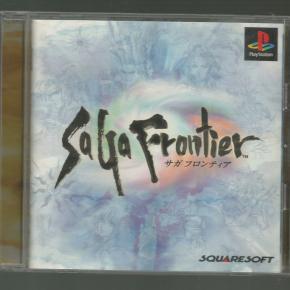 SaGa Frontier (JAP)*