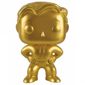 Fallout POP! Games Vinyl Figura Vault Boy Gold Limited