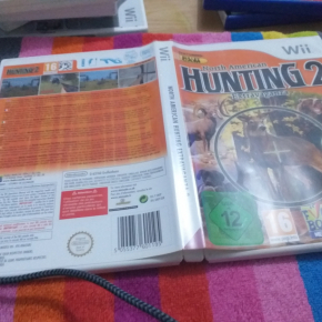 NORTH AMERICAN HUNTING 2 EXTRAVANZA - NINTENDO Wii -