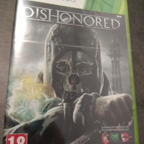 Dishonored PAL ESP Nuevo