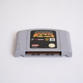Doom N64 Pal esp