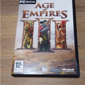 Age of Empires III ESP PC