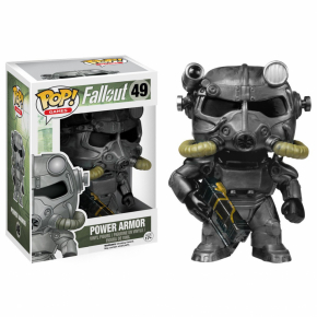 Figura Funko POP! Fallout 4 Power Armor