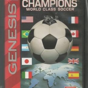 Champions World Class Soccer (USA)