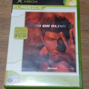 Dead Or Alive 3 Xbox IN