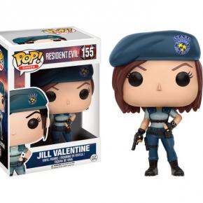 Resident Evil Figura POP! Games Vinyl Jill Valentine