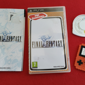 JUEGO FINAL FANTASY ESSENTIALS SONY PLAY STATION PORTABLE