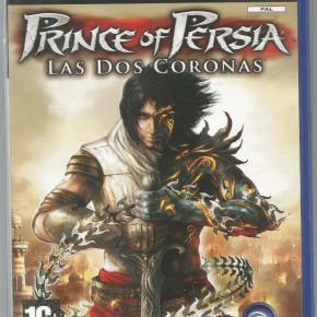Prince of Persia: Las Dos Coronas (PAL)/