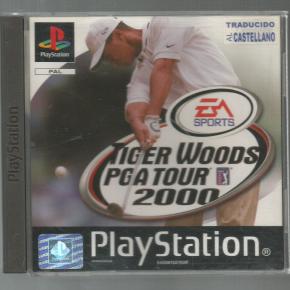 Tiger Woods PGA Tour 2000 (PAL)!