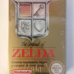 Nes Zelda