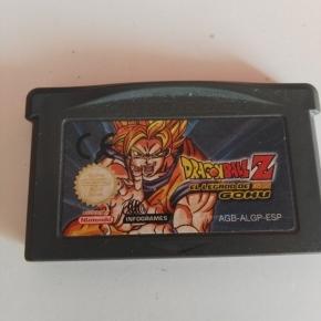 Dragon Ball Z el Legado de Goku (sin caja GBA)
