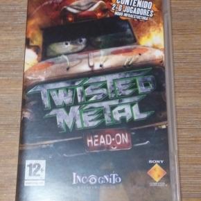 Twisted Metal PSP ESP