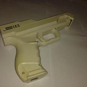 Pistola accesorio para mando wii