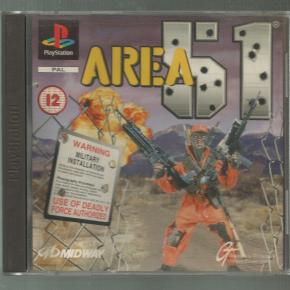 Area 51 (PAL)-
