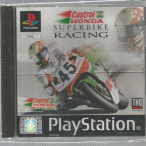 Castrol Honda Superbike Racing (PAL)/