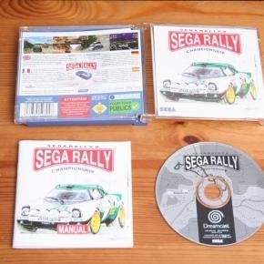 Sega Rally championship Pal esp