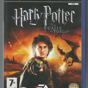 Harry Potter y el Cáliz de Fuego (PAL)!