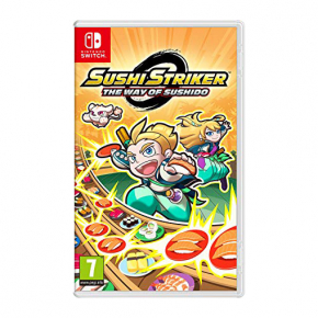 Sushi Striker Way of Sushido