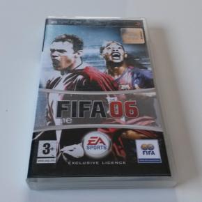 Juego PsP - FIFA 06 - Pal España