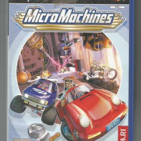 Micro Machines (PAL)*