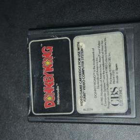 Donkey Kong Atari