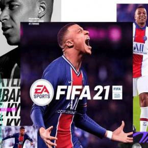 FIFA 21 Juego completo para PS4/PS5