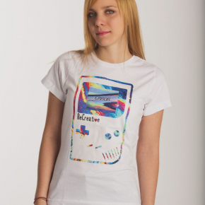 Camiseta Game Girl