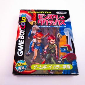 Kakurenbo Battle Monster Tactics Game Boy