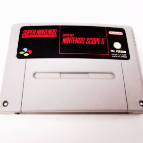 Nintendo Scope 6 SNES Super Nintendo