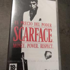 Scarface PAL ESP Nuevo