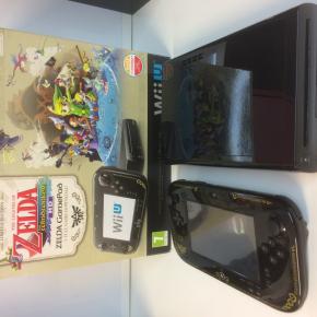 Consola Wiiu Edicion Zelda
