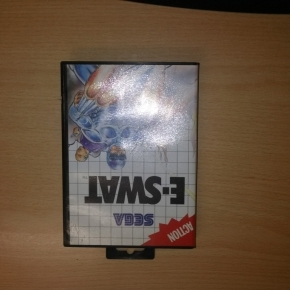 E-SWAT Sega Master System