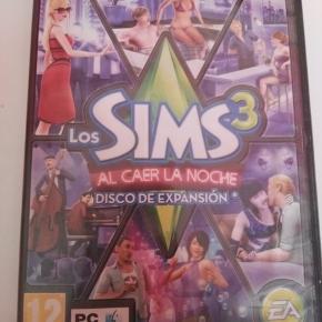 Los Sims 3 Al Caer la Noche Disco de Expansión (PC)