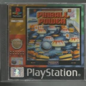 Pinball Power (PAL)*