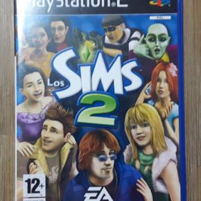 Sims 2 PS2 Pal Esp
