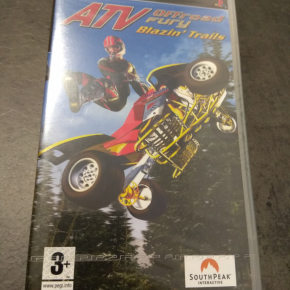 ATV OFFroad Fury Blazin Trails PAL ESP Nuevo