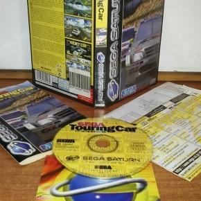 Sega Touring car saturn