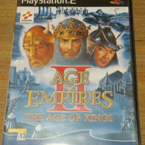 Age of Empires: The Age of Kings PAL Esp