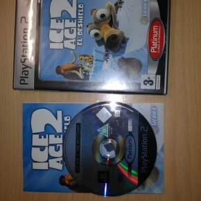 ICE AGE 2 PlayStation 2