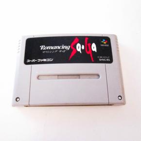 Romancing Saga Super Famicom SNES Nintendo