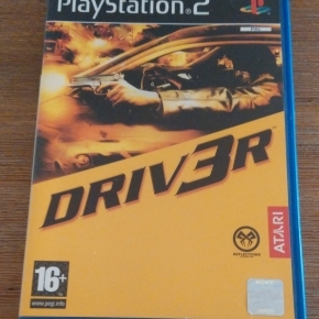 Driv3r PS2 Pal Completo
