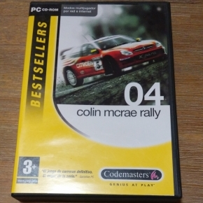 Colin McRae Rally 04 Esp PC