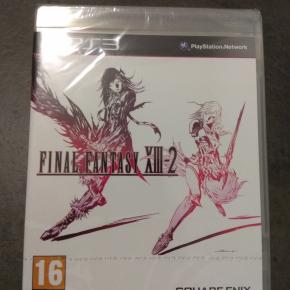 Final Fantasy XIII-2 PAL ESP PS3 Nuevo.