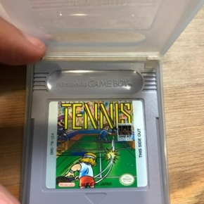 Tennis game boy