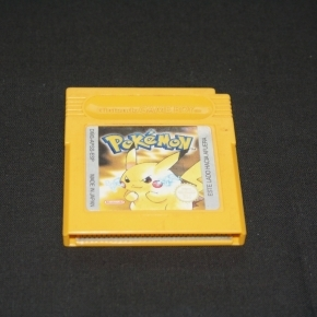 Pokemon amarillo Pal Esp GB